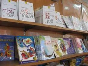 Văn học thiếu nhi: Nhìn đâu cũng trống vắng
