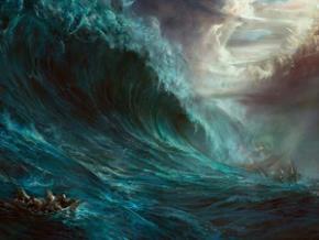 SOS, bão lớn...