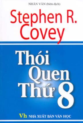 Thói quen thứ 8 của Stephen Covey