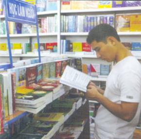 Trong thế giới sách dạy làm người thành công