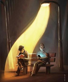 """""""Chừng nào không đọc sách, chúng ta vẫn bên rìa phát triển"""""""