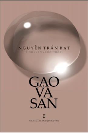 """""""Gạo và Sạn"""" của Nguyễn Trần Bạt"""