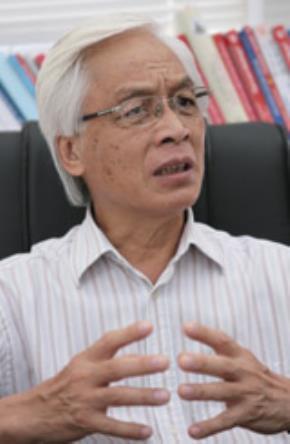 """Tiến sĩ Chu Hảo: """"Nhiều trí thức đã không giữ được phẩm hạnh""""."""