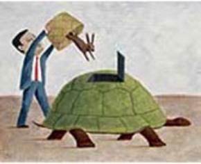 Suy ngẫm và áp dụng chuyện ngụ ngôn thỏ và rùa