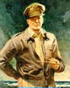 Tướng Mc Arthur