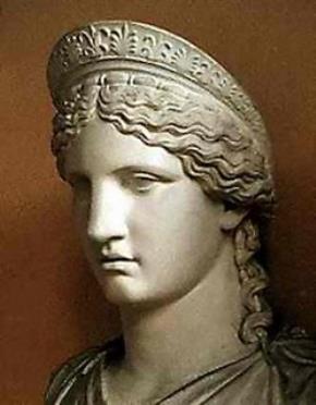 Sự tích nàng Atena