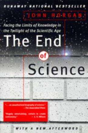 "Sách ""The end of Science"""