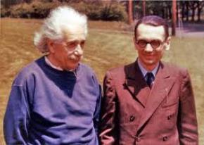 Princeton, 1950s Einstein & Gödel