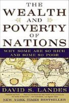 Sự thịnh vượng và nghèo khó của các quốc gia
