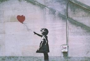 Graffiti của Banksy