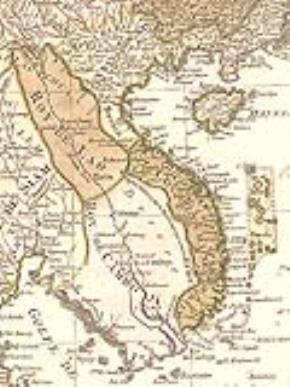 Bản đồ Việt Nam từng thời kỳ lịch sử (2)