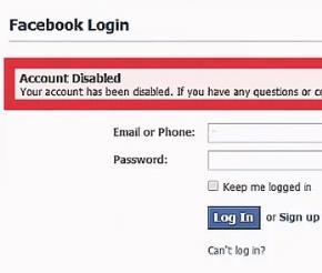 Cách để khôi phục tài khoản Facebook khi bị vô hiệu hóa