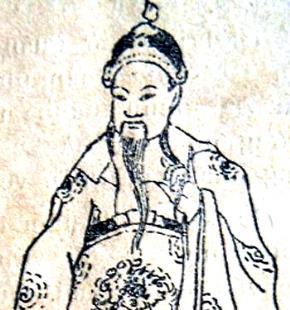 Trịnh Tùng, vị chúa đầu tiên của dòng họ Trịnh.