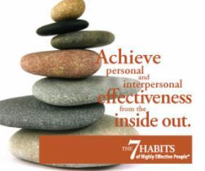 """5 phút giới thiệu sách """"7 Thói quen để thành đạt"""" của tác giả Stephen R. Covey"""