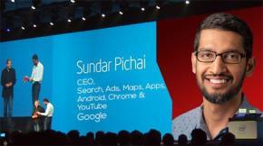 Sundar Pichai: Từ mọt sách đến CEO Google