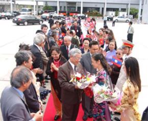Tâm tình với trí thức người Việt Nam ở nước ngoài