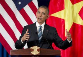 Bang giao Việt - Mỹ: Tháng Năm lại về...