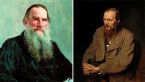 Hai văn hóa Nga vĩ đại Tolstoi và Dostoievski
