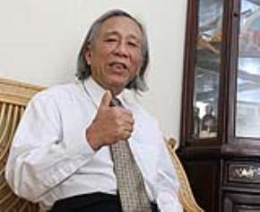 GS.TS Phạm Đức Dương, nguyên Viện trưởng Viện Đông Nam Á, Chủ tịch Hội Nghiên cứu Đông Nam Á Việt Nam