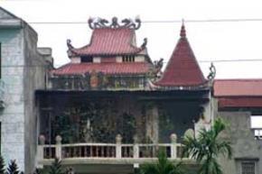 Một kiểu mốt trong kiến trúc ở Hà Nội