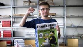 Tổng biên tập Charb sau vụ tòa báo bị đánh bom, 2011