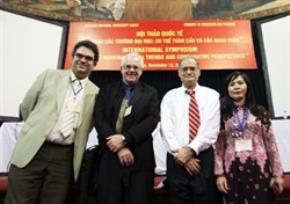 """Hội thảo quốc tế """"Xếp hạng các trường ĐH: Xu thế toàn cầu và các quan điểm"""""""