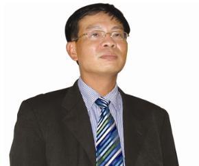 Tiến sỹ kinh tế Lương Hoài Nam - từng làm CEO nhiều doanh nghiệp. Ảnh: Đình Thắng.