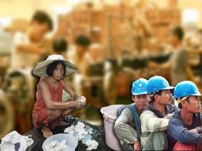 Thói hư tật xấu của người Việt: Ai mạnh thì theo; Biếng nhác, vô cảm