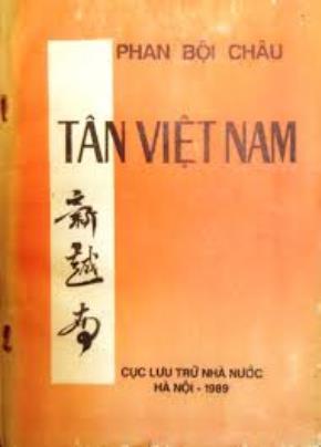 Tân Việt Nam - Phan Bội Châu