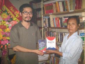 Nguyễn Quang Thạch: Tìm 2 tháng trên xe buýt mới thấy 1 người đọc sách