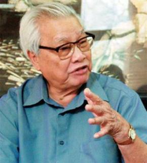 Nguyên thủ tướng Võ Văn Kiệt