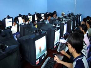 Internet ngày càng bùng nổ trong giới trẻ