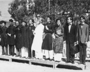 Các trí thức của phong trào Đông Kinh nghĩa thục