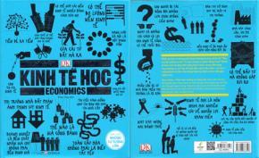 """Bìa sách """"Kinh tế học - Khái lược những tư tưởng lớn"""""""