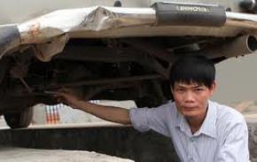Kỹ sư Lê Văn Tạch, người tố cáo hàng loạt lỗi lắp ráp xe Toyota
