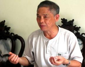 Nhà nghiên cứu, phê bình văn học Vương Trí Nhàn