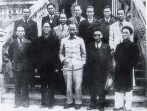 Bác Hồ với Chính phủ Lâm thời Việt Nam Dân chủ Cộng hòa