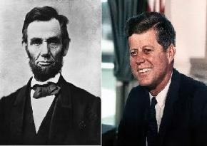 Những trùng lặp kinh ngạc giữa hai tổng thống Mỹ bị ám sát Lincoln - Kennedy