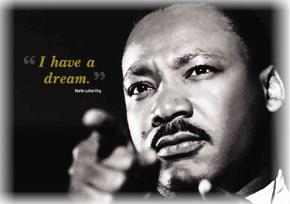 18 câu danh ngôn của Martin Luther King Jr.