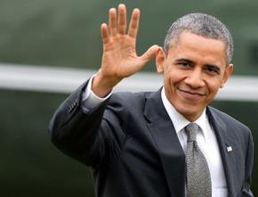 Tổng thống Mỹ Obama có mặt ở sân bay Nội Bài, Hà Nội ngày 23/5/2016