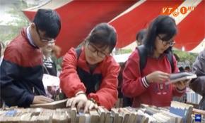 Phiên chợ Sách xưa được tổ chức lần thứ 2 tại Hà Nội
