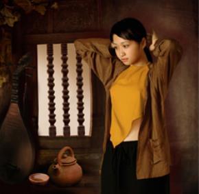 Thời Hùng Vương tổ tiên ăn mặc thế nào?