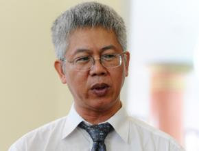 Phó chủ nhiệm Ủy ban Kinh tế của Quốc hội Nguyễn Đức Kiên