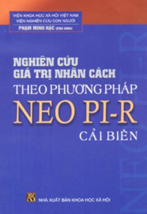 Nghiên cứu giá trị nhân cách theo phương pháp NEO PI-R cải biên