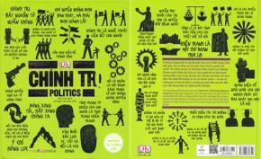 """Bìa sách """"Chính trị - Khái lược những tư tưởng lớn"""""""