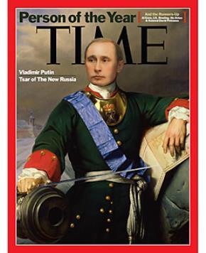 Một ngày làm việc của Putin