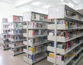 Phòng đọc Thư viện cơ sở Tản Viên, Đại học Hoa Sen