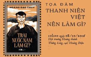 """""""Người Việt trẻ đang đánh mất khả năng sống chung với người khác"""""""