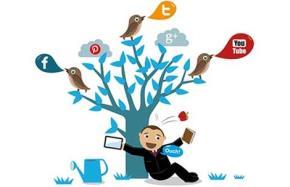 Không thể né tránh mạng xã hội