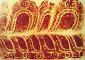 Họa tiết hoa sen trong điêu khắc thời Lý - Trần